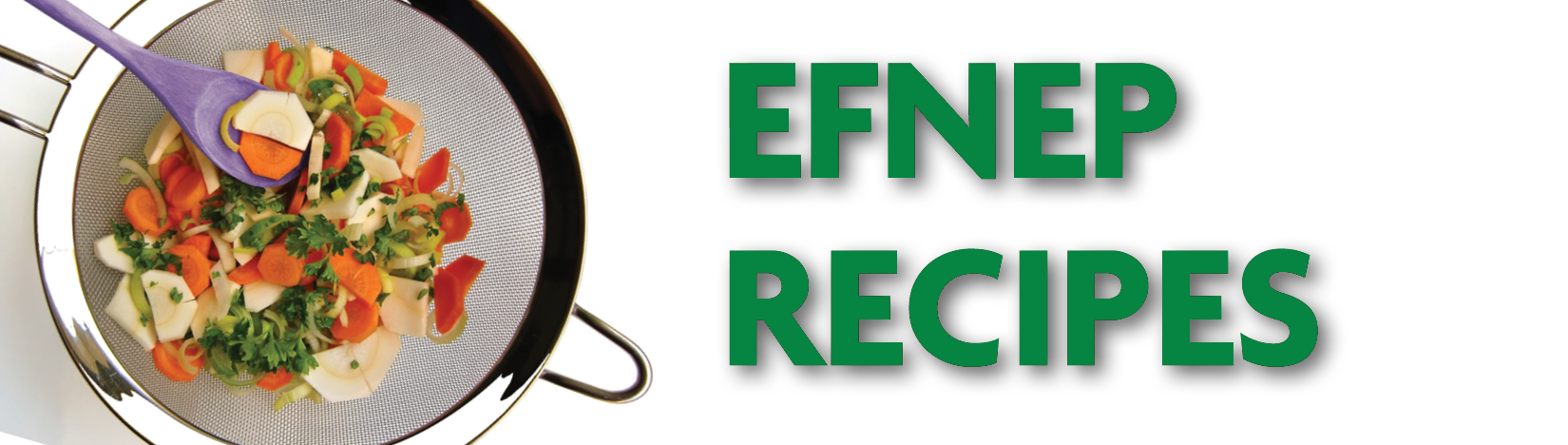 EFNEP Recipes